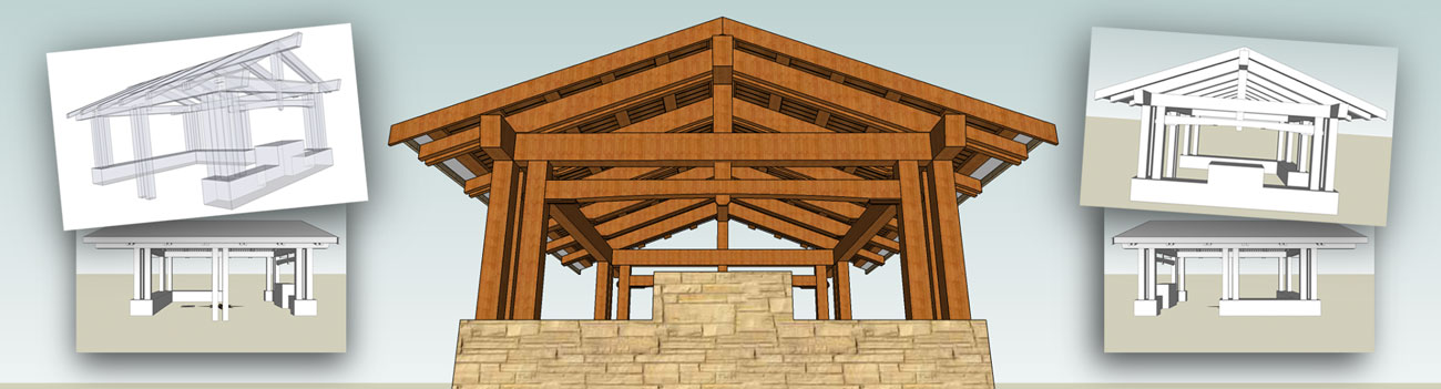 Timber Frame Design Projects Image
